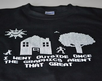 Geekery - Geek Shirt - Funny Gift for Him - Geeky Addicted to Internet Video Games Tshirt for Him or Her