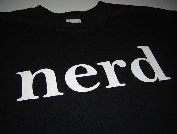 Black nerd t shirt classic geekery clothing for geeky nerdy men women kids computer geek gift for boyfriend fiance husband father