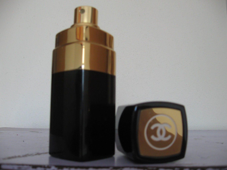 vintage chanel no 5 cologne purse spray. Black Bedroom Furniture Sets. Home Design Ideas