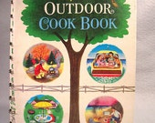Betty Crocker's Outdoor Cook Book 1961