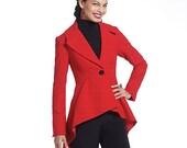 McCall's Pattern: 5980 Misses Coat Jacket Size (14, 16, 18, 20)
