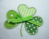St. Patrick's Day one piece or Bodysuit, Girl or Boy Outfit, Shamrock Green
