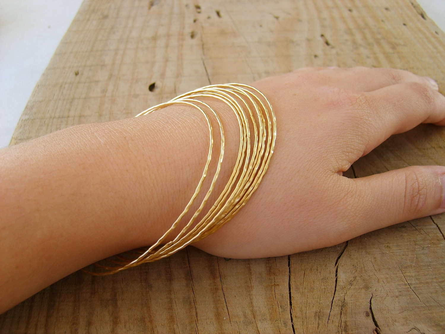 Hand Crafted Thin Bangle Bracelets In Gold Gold Bangle. Beautiful Bangles. V Shaped Wedding Rings. Creative Rings. Classic Style Engagement Rings. Infinity Engagement Ring With Wedding Band. Sporty Watches. Metal Bangles. Acrylic Bangles