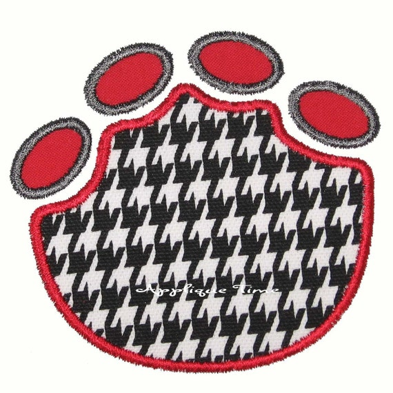 Instant Download Elephant Print Machine Embroidery Applique Design 4x4, 5x7 and 6x10