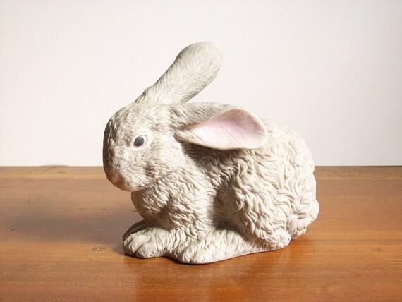 Vintage Bunny Rabbit Figurine