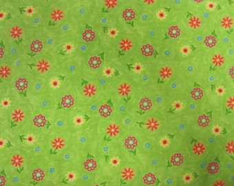 Fresh by Deb Strain for Moda 19286 12 green floral