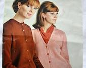 Vintage Brunswick Classic Cardigan Knitting Pattern