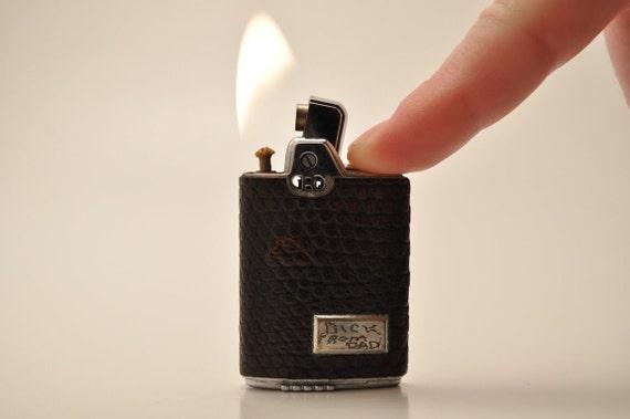Working Ronson Capri Pocket Lighter
