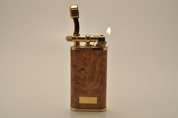 Beautiful Working Butane Colibri Lift Arm Lighter
