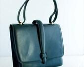 Vintage Lucille de Paris Leather Purse
