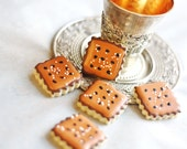 Mini Matzo Decorated Sugar Cookies