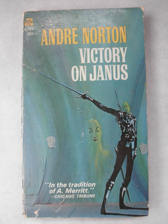 Victory on Janus by Andre Norton