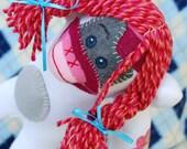 24-inch Sock Monkey: Brittney Ball