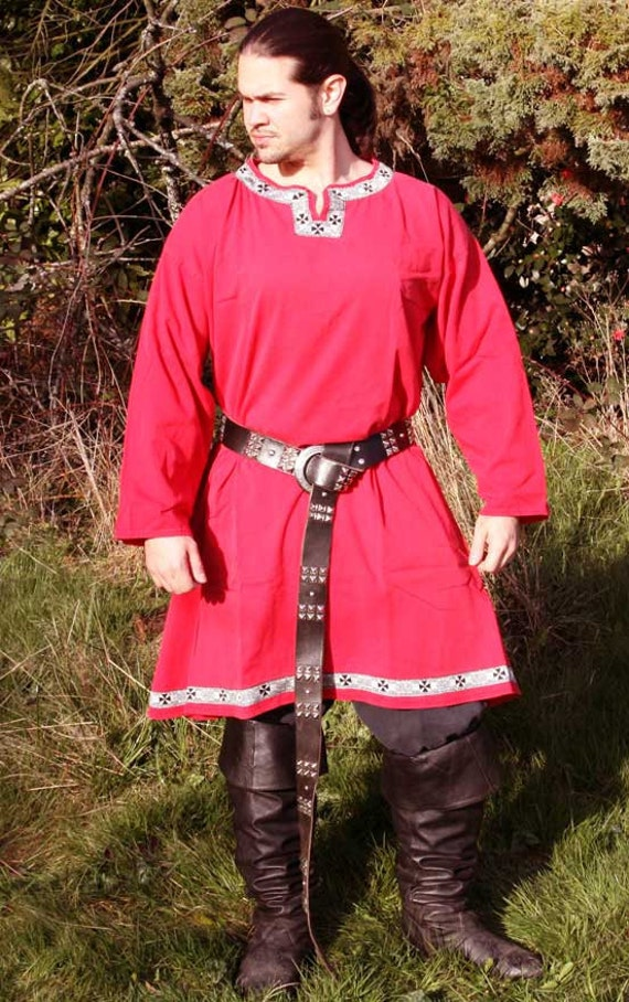Norman Tunic WITHOUT TRIM - Footman or Horseman