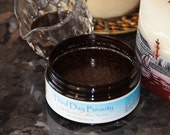 Coffee Scrub - Tropical. 8oz Made to Order Skin Care      FREE SHIPPING