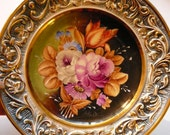 RESERVE MS FRANCOIS  oOAK... A Plate Full Of Roses That Will Last Forever.  (Selected For Treasury)