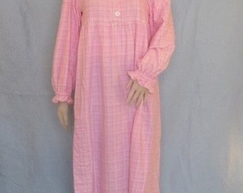 Modest Womens Nightgown