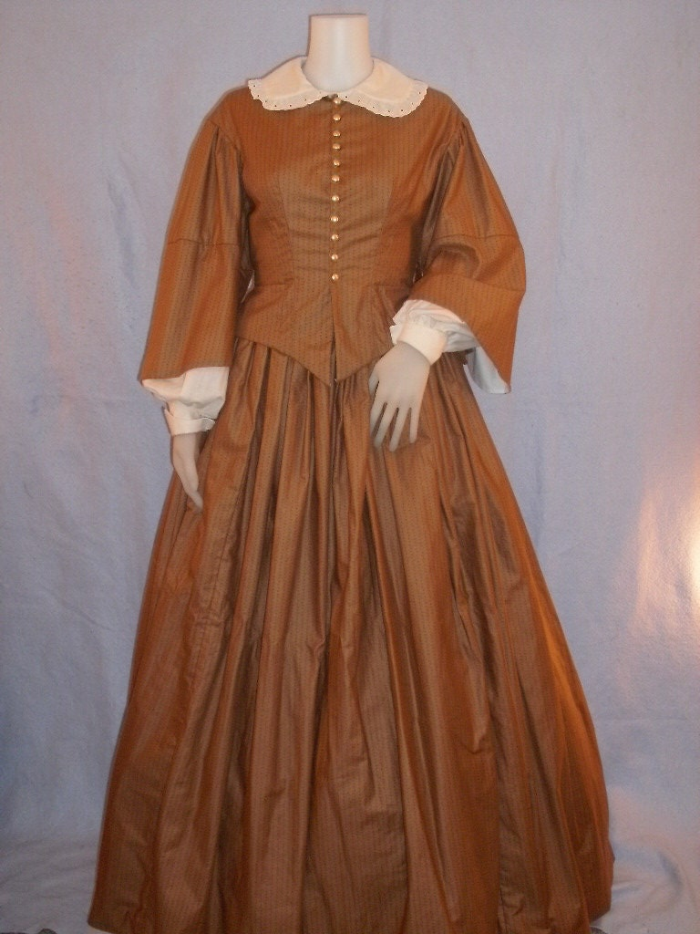 Civil War Era womens dress/costume