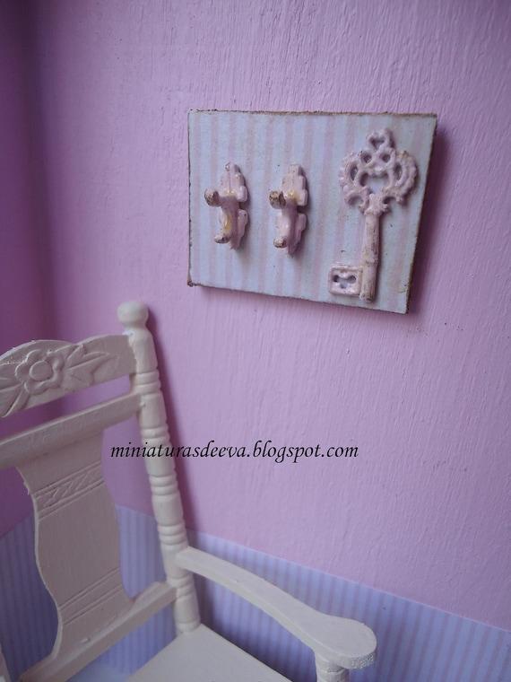 "Hanger ""Key"". 1/12th scale"
