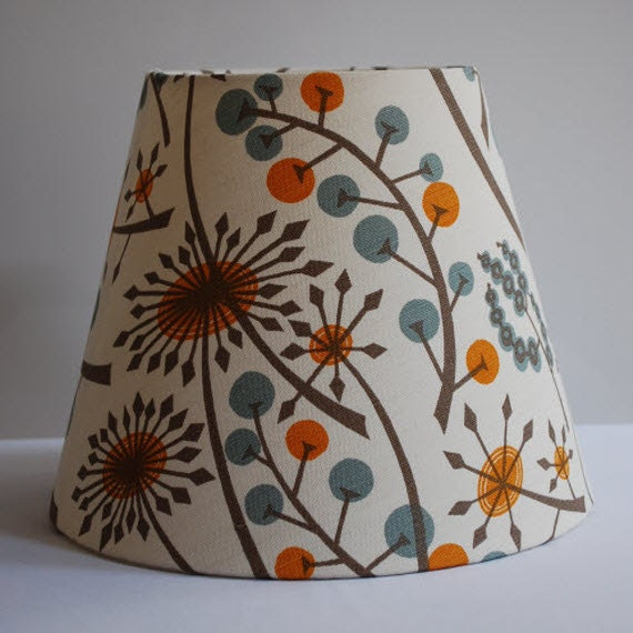 Hedgerow Modern Tapered Drum Lampshade