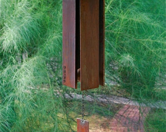 Heavy Metal Wind Chime
