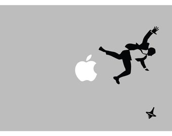Inception - The DREAM IS COLLAPSING decal: For Laptop, Car etc..