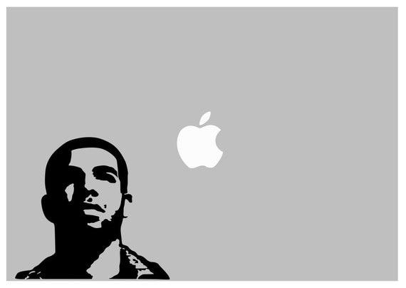 Drake - Thank Me Later decal: For Laptop, Car etc..