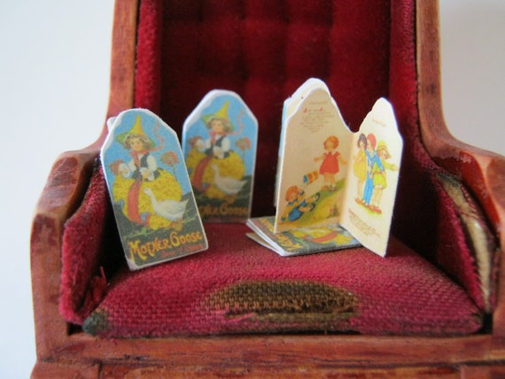 Mother Goose - miniature children's book
