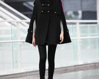 Ladies Cape Coats