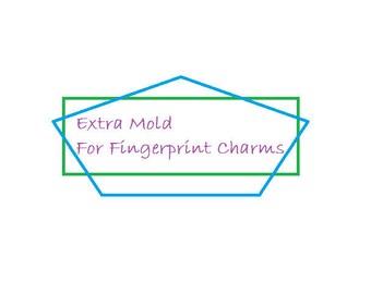 Extra Mold for Fingerprint Charm