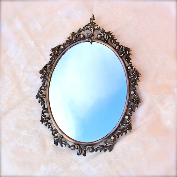 full size of small baroque mirror this antique mirror featur