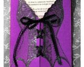 Pack of 10 Bachelorette or Wedding Shower Invitations - Custom Colors