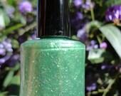Green Meadow : Custom-Blended Nail Polish