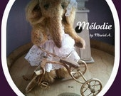 Mélodie - shipping included -