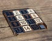 Metal Slide Puzzle