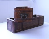 Antique Sewing Boxes