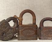 Locks, Vintage, home decor
