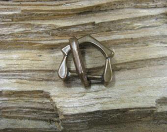 03.113.BZ Bronze Buckle