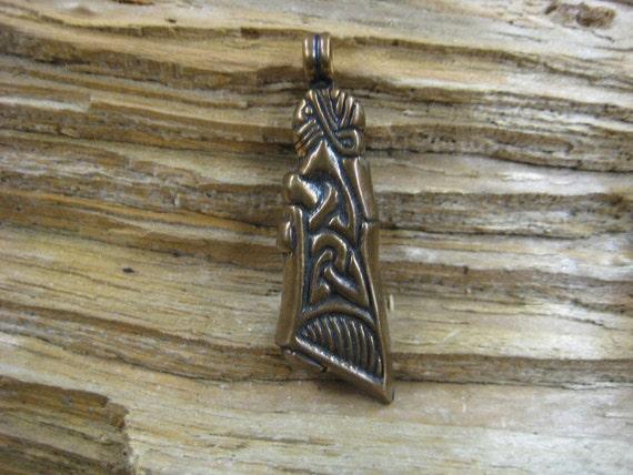 Viking era maiden pendant -