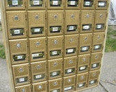 30 bronze brass door POSTAL POST OFFICE mail box boxes pick up only 90 lbs
