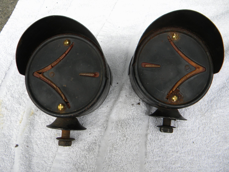 Vintage Antique 1920s Arrow Truck Turn Signal Rat Rod