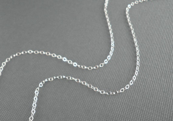 Sterling Silver Chain - Upgrade
