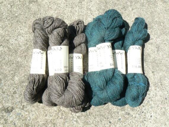 Woof, Warp & Whatever Alpaca Yarn 175 yds.