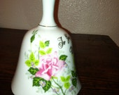 To Grandmother With Love porcelain bell