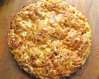 Rustic Dill Bread