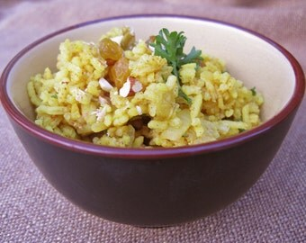 Deb's Indian Spiced Rice