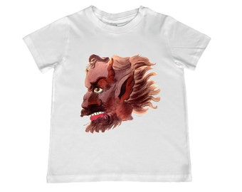 Child Demon Astaroth Tshirt - other tshirt colors available