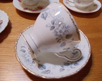Royal Tuscan Bone China Cup and Saucer