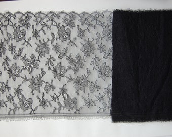 Beautiful Delicate French Lace Band