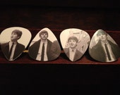 Recycled Guitar Picks - Beatles Pack